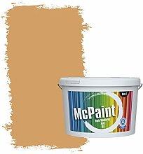 McPaint Bunte Wandfarbe Ocker-2.5 Litre