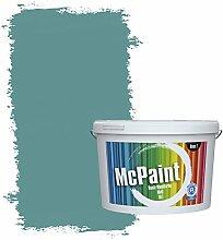 McPaint Bunte Wandfarbe Pazifik - 10 Liter -