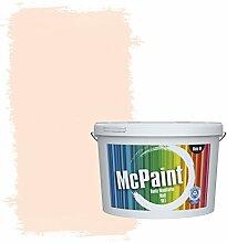 McPaint Bunte Wandfarbe Perlweiß - 2,5 Liter - Weitere Weiße und Helle Erhältlich - Weitere Größen Verfügbar
