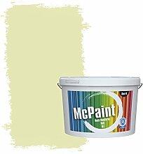 McPaint Bunte Wandfarbe Pistazie - 5 Liter -