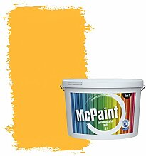 McPaint Bunte Wandfarbe Rapsgelb - 2,5 Liter -
