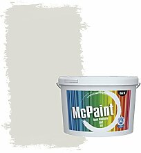 McPaint Bunte Wandfarbe Seidengrau - 10 Liter -