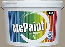 McPaint Bunte Wandfarbe Taupe-2.5 Litre
