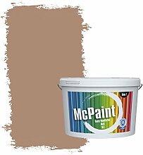 McPaint Bunte Wandfarbe Treibholz - 10 Liter -