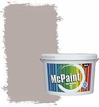 McPaint Bunte Wandfarbe Wolfsgrau - 2,5 Liter -