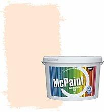 McPaint Bunte Wandfarbe Zuckerweiß - 5 Liter - Weitere Weiße und Helle Erhältlich - Weitere Größen Verfügbar