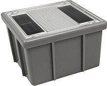 McShine - Solar LED Bodenleuchte Wegbeleuchtung |
