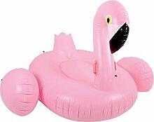 MCTECH® Riesiger aufblasbarer Große Flamingo
