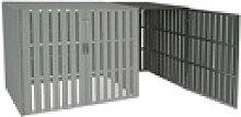 MCW Mülltonnenbox MCW-J28-1-2-E (1 Stück),