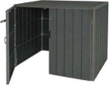 MCW Mülltonnenbox MCW-J28-2-P (2 Stück),