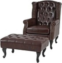 MCW Relaxsessel Oxford, Sitzpolster mit