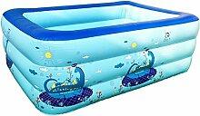 mcyyxc aufblasbares Schwimmbecken Pool für Kinder