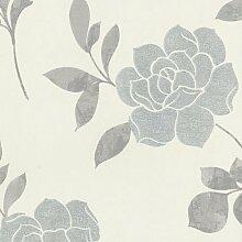 md29424–Seide Impressions Floral Rosen