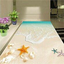 Mddjj 3D Boden Tapete Wasserdicht Für Badezimmer
