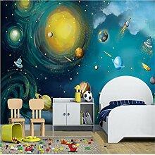 Mddjj 3D Wandbild Tapete Für Wand Astronomischen