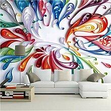 Mddjj 3D Wandbild Tapete Für Wand Moderne