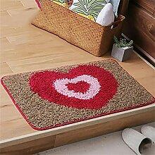 MDDMT Teppich Schlafzimmer Wohnzimmer Türmatten