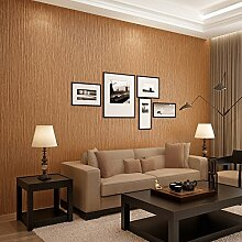 MDDW-Einfache moderne Plaid schlicht einfarbig Vliestapete großes Wohnzimmer Schlafzimmer von Wand zu Wand Tapete , khaki