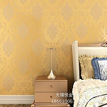MDDW-Europäischen Stil Tapete Stereo geprägte Vliestapeten Tapeten Schlafzimmer d Leben TV Hintergrundwand des Zimmers zu werfen , 8783