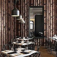 MDDW-Neue persönliche Beteiligung einen Baum der modernen chinesischen Wen Tee Baumrinde wie Vintage Holz Tapete Tapete Tapeten , 1#