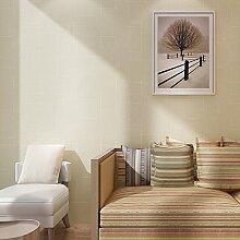 MDDW-Solide einfarbig Joker einfache moderne Vlies-Tapete home warme Schlafzimmer Wohnzimmer Wand Hintergrundpapier , 0304