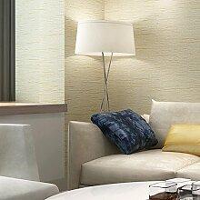 MDDW-Weiße Tapete, Büro Bürogebäude Hotels und einfarbige wasserdichte löschbare Papier Tapete , meters yellow