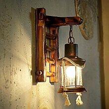 MDERTY LED Wandleuchte Innen Wandlampe Gang