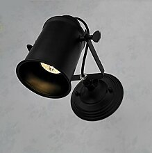 MDERTY LED Wandleuchte Innen Wandlampe LED