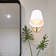 MDERTY Retro Wandlampe Nachttischlampe Schlafsaal