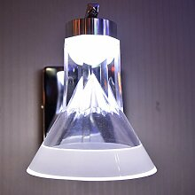 MDERTY Wandlampe LED Modern Wandlampen LED