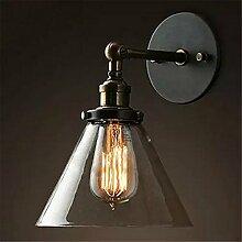 MDERTY Wandlampe LED Modern Wandlampen Vintage