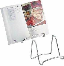 mDesign 2er-Set Kochbuchhalter für die