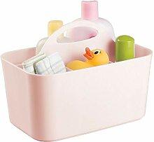 mDesign Aufbewahrungsbox Kinderzimmer mit 4