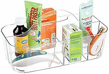 mDesign Aufbewahrungsbox Kinderzimmer - z.B. zur
