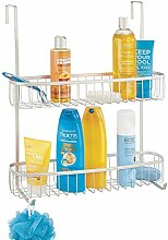 mDesign Duschkorb zum Hängen – praktische