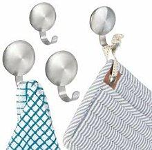 mDesign Handtuchhaken selbstklebend -