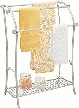 mDesign Handtuchhalter – freistehender