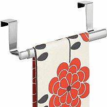 mDesign Handtuchhalter ohne Bohren - für die