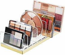 mDesign Kosmetik Organizer aus Kunststoff -