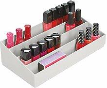 mDesign Kosmetik Organizer - dekorative Kosmetik