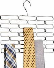 mDesign Krawattenhalter – Edler Krawattenbügel