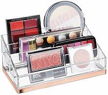 mDesign praktischer Kosmetik Organizer -
