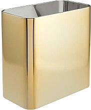 mDesign rechteckiger Mülleimer – kompakter