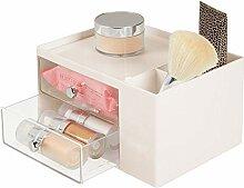 mDesign Schubladenbox - praktischer Kosmetik