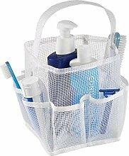 mDesign Shower Caddy Badezimmer Aufbewahrung -