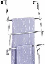 mDesign Türgarderobe - Handtuchhalter - ohne