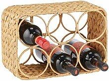 mDesign Wein- und Flaschenregal – Weinregal im