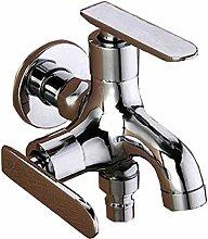 MDRW-Badezimmer AccessoiresKupferkern Waschmaschine Tippen Sie Auf Mop Pool Erkältung Tippen