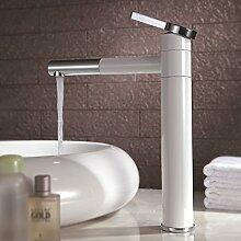 MDRW-Badezimmer Accessoires WasserhahnÖffnen Flachen Pfanne Tippen Sie Auf Alle Messing Waschbecken Waschbecken Tippen Sie Auf Tippen Sie Auf Tippen Sie Auf Tippen Sie Das Becken Farbe