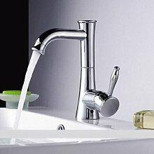 MDRW-Badezimmer Accessoires WasserhahnWaschbecken Waschbecken Bibcock Bibcock Aus Kupfer Aus Kupfer Bibcock